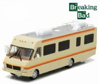 Greenlight - Breaking Bad: 1986 Fleetwood Bounder RV - 1:43 Scale Die-Cast Model in Display Case
